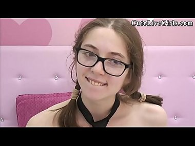 College Girls Jasmin CuteLiveGirls.com Awesome Euro Babe Teasing 01