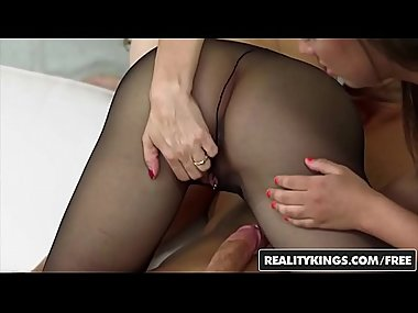 RealityKings - Moms Bang Teens - (Diamond Foxx) - Risque Relationship