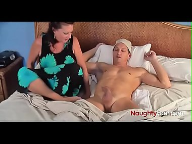 Mom Takes Off Son'_s Circumcision Bandage - FREE Mom Videos at..