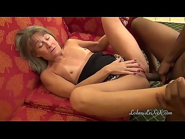 Barter Town - Milf Barters with BBC Tenant for..