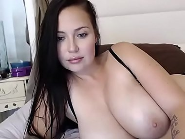 Nice tits chat girl on webcam