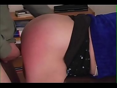 BBW Gets Discipline Because She Is Bad