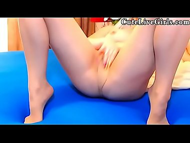 Sister POV CuteLiveGirls.com Amazing Cam Girl Private P1