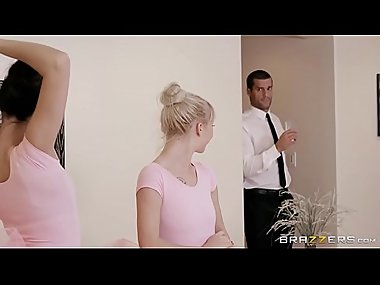 Kenzie Reeves In Tiny Dancer (FULL ON EZZERS.COM)