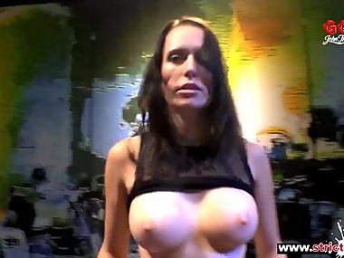 Hot Brunette MILF Jasmin Joy takes it Hardcore -..