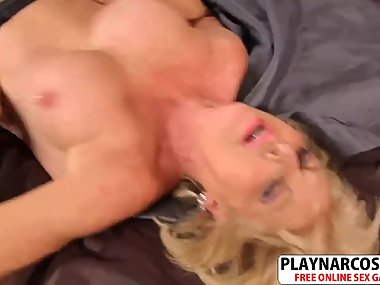 Sensual Milf Scarlet Andrews Take Cock Hard Young Step son