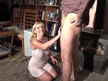 Carol's Husband Fucks Up While Shooting A Piss &..