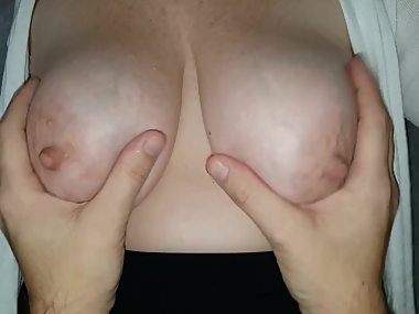 My Hot Wife Shaking, Dropping, and Playing with..
