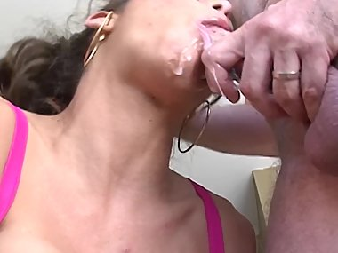 Throat Fucks 2_ Hunter Bryce MILF With Huge Tits..