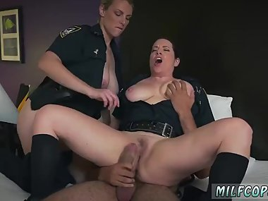 Milf mix Noise Complaints make filthy slut cops like me wet for huge