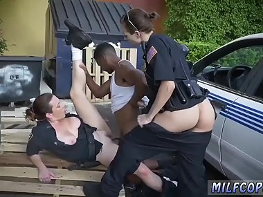 Milf film I will catch any perp with a hefty..