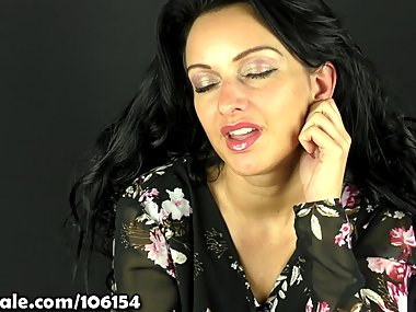 Rubbing Her Ears - Ear Fetish POV Cassie Clarke