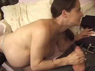 Hard sex with a pregnant
