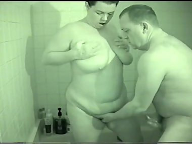 Big Tit BBW MILF'S Intense Orgasm In The..
