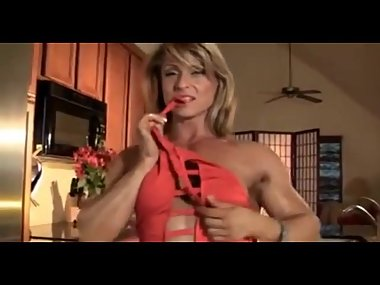 Hot Milf Bodybuilder