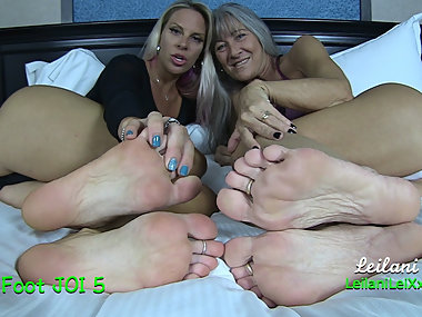 POV Foot JOI 5 TRAILER