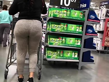 See Through Grey Leggings Wal Mart Booty