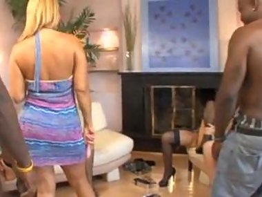 Interracial milf orgy 3 (2009) part 1