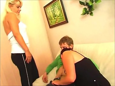 fuck mommy and her girlfriend hard
