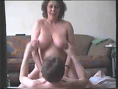 Hot Sexy MILF and her boy toy.