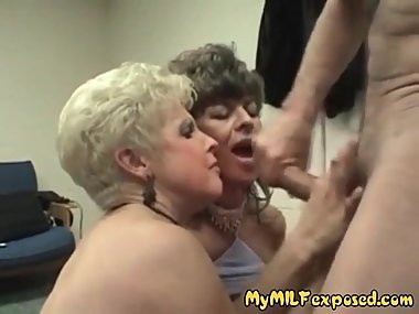 My MILF Exposed Amateur wife sucking cock and fucked
